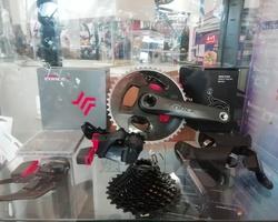 Alex Bikes - Toulon - Accessoire vélo